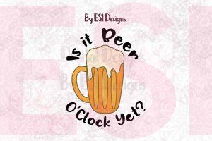 SVG Beer