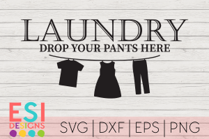 Laundry SVG Files