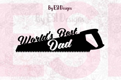 Best Dad SVG