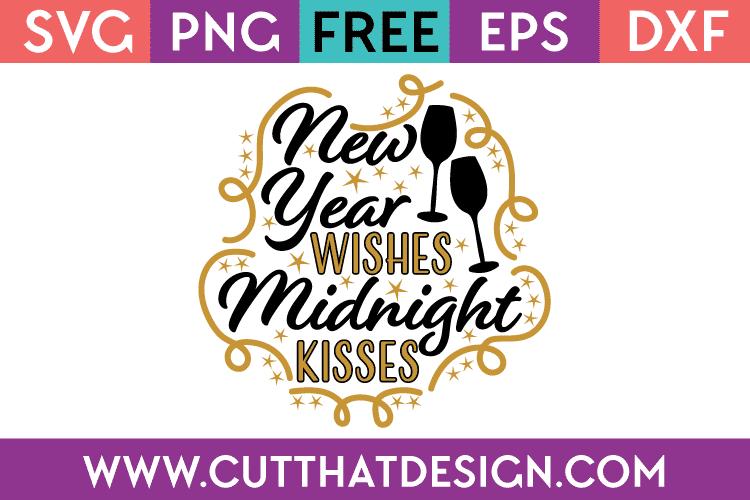 Free SVG New Year