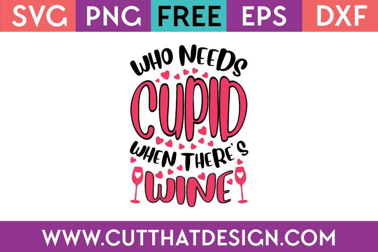 Free Valentines Day SVG Files