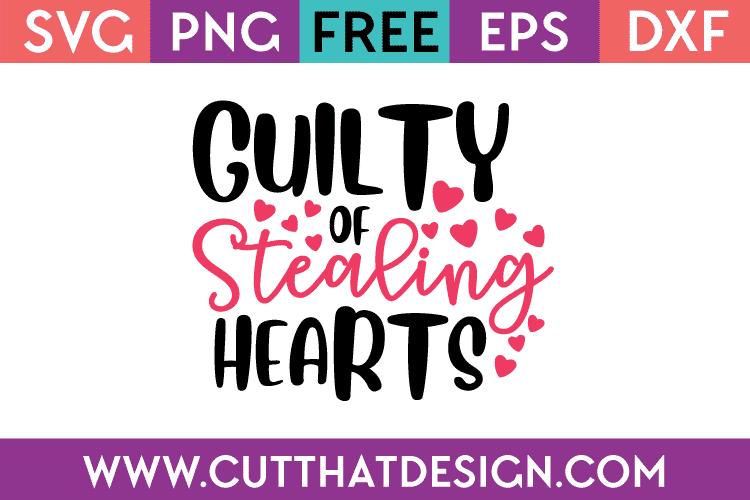 Free SVG Valentines Day Downloads