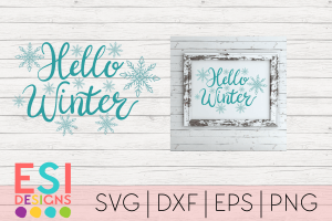Winter SVG