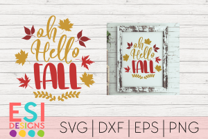 Fall SVG Files