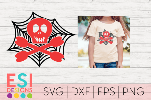 Skull and Crossbones SVG
