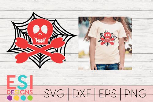 Skull and Crossbones SVG