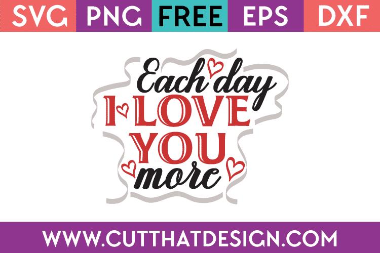 Valentines SVG Free