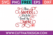 Free SVG Files for Valentines Day