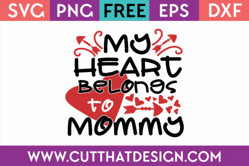 Valentines Free SVG Files