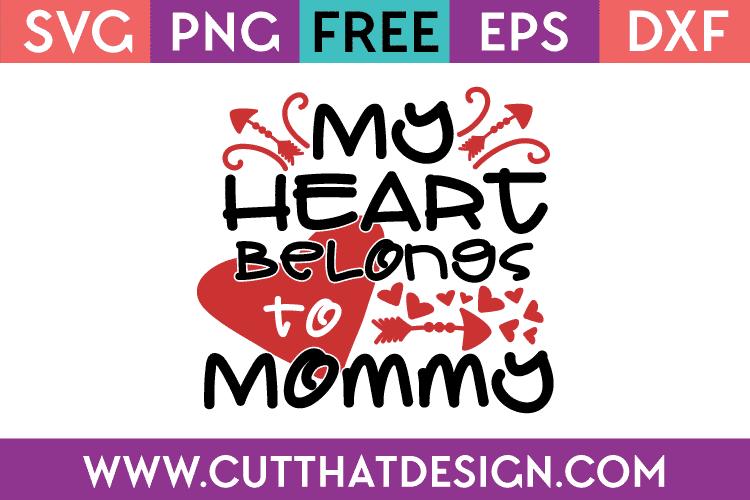 Valentines Free SVG Files
