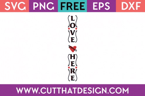 Valentines SVG Free Download