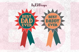 Fathers Day SVG Files