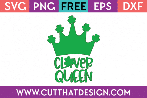 Free SVG St Patrick's Day