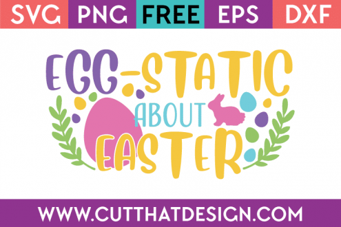 Free SVG Files Easter