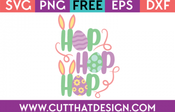 Easter SVG Files Free