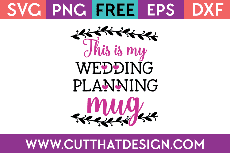 Free Wedding SVG