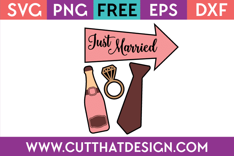 Free SVG Files Wedding