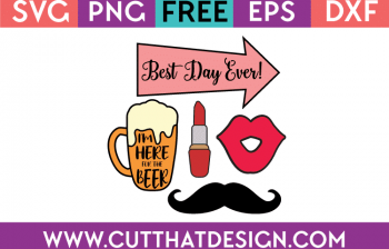 Wedding SVG Free Downloads