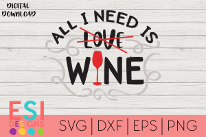 Wine SVG Files