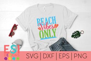 Beach SVG Files
