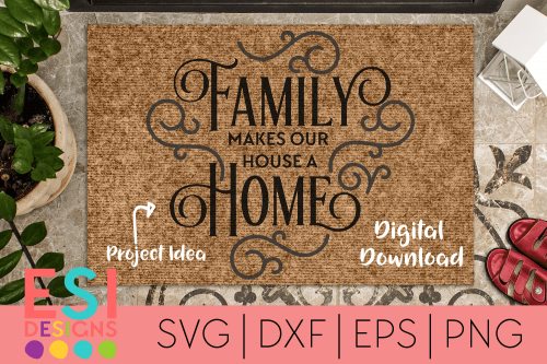 Home SVG Files