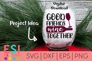 Friend SVG Files