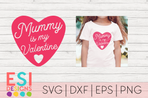 Valentines SVG Cutting Files