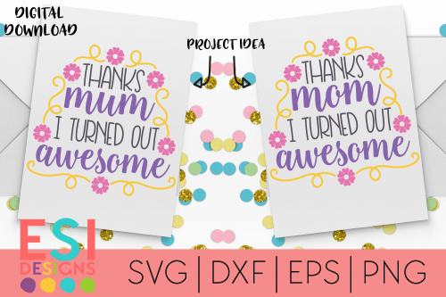 Mother's Day SVG Files