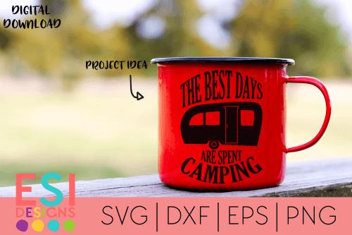Camping SVG Files