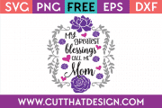 Free Mom SVG Files