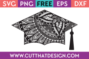 Free Graduation SVG Files