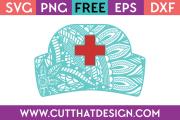 Free Nurse SVG