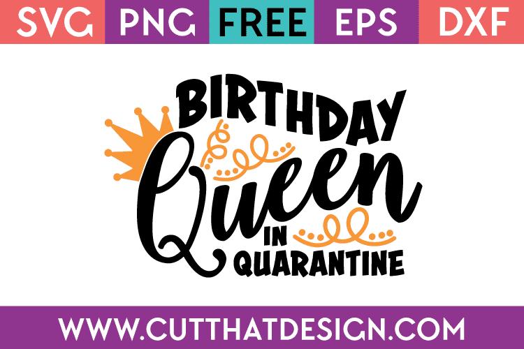 Free Birthday SVG