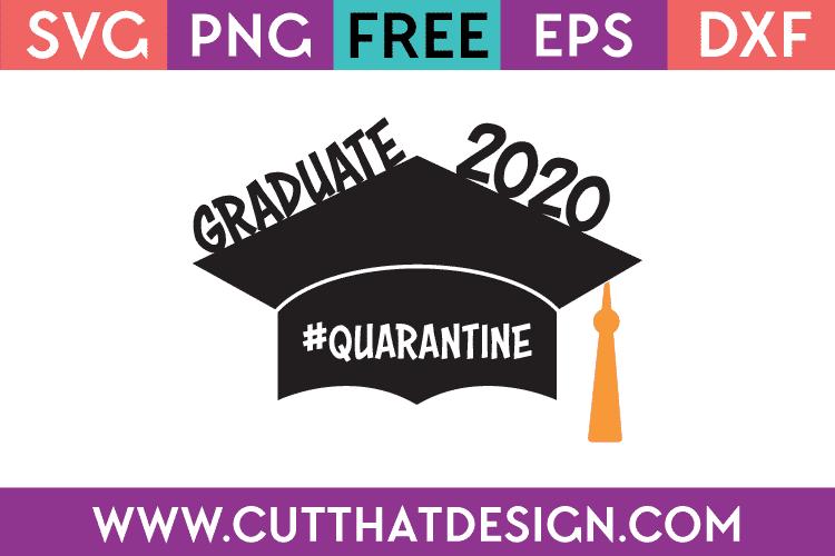 Free Graduation SVG 2020