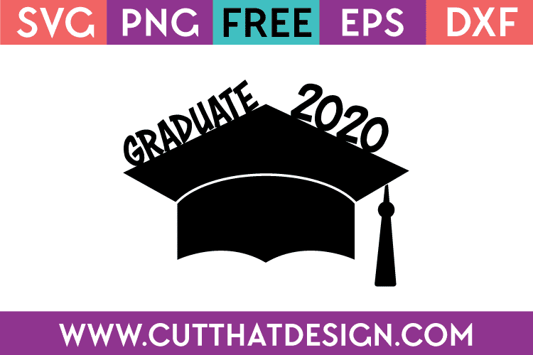 Graduation SVG Free 2020