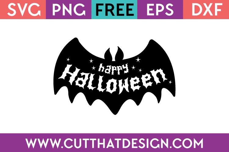 Free Svg Files Free Svg Happy Halloween Cut That Design