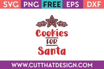 Free Xmas SVG Cut Files
