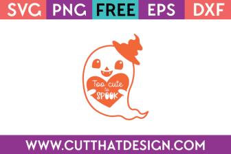 Halloween SVG Files Free