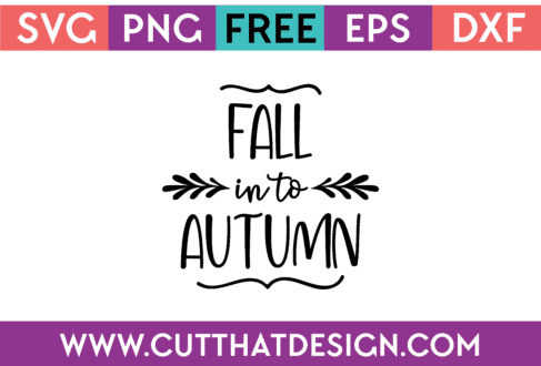 Fall SVG Free