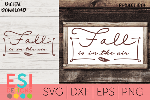 SVG Cut Files Fall