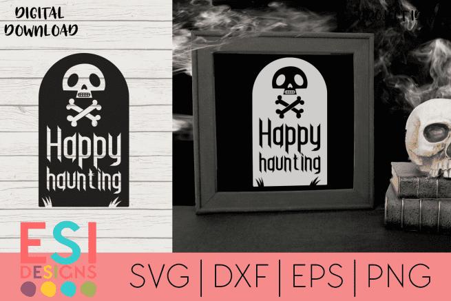 Halloween Haunting SVG Files
