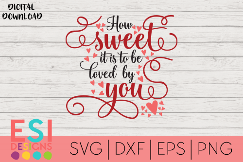 Valentines SVG Cut Files