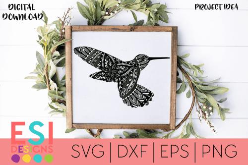 Zentangle SVG Cut Files