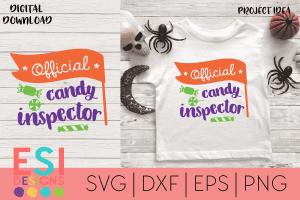 Halloween Candy SVG