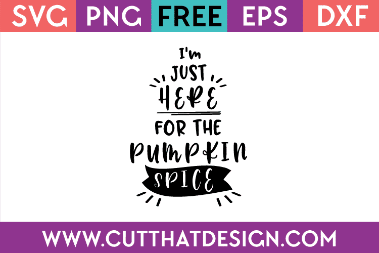 Fall SVG Cut Files Free