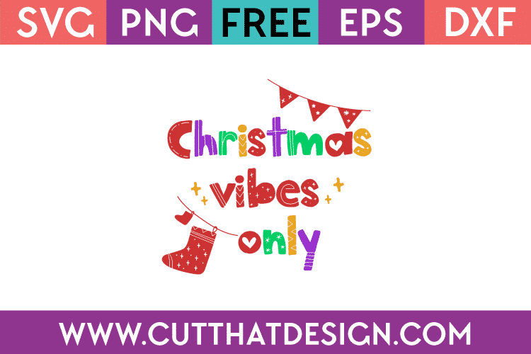 Free Christmas SVG Files