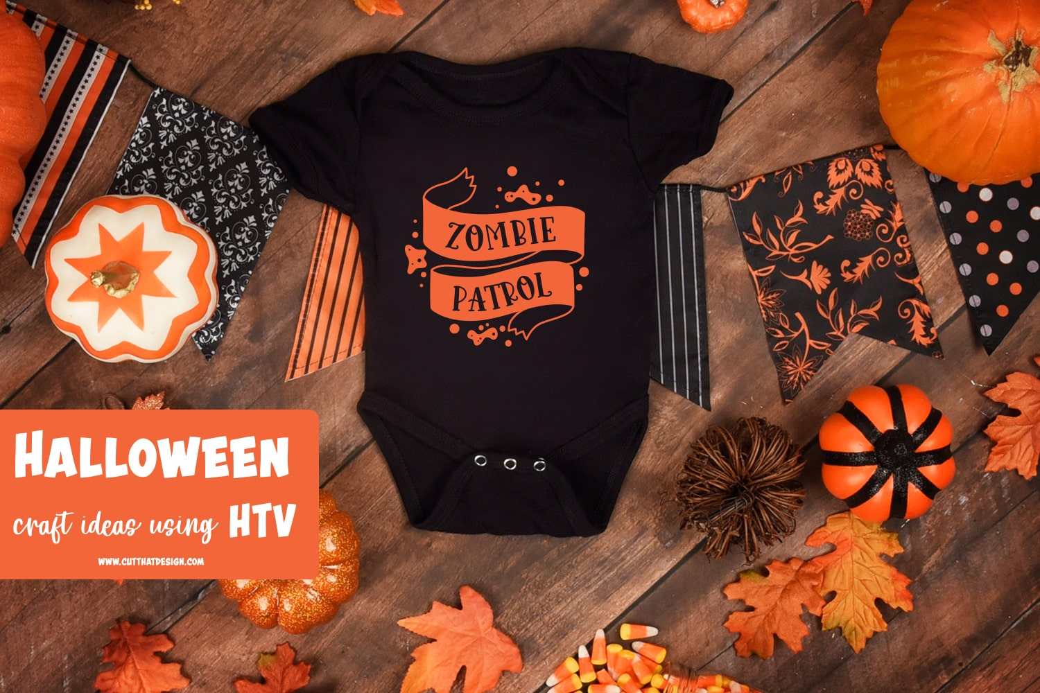 kids halloween htv ideas