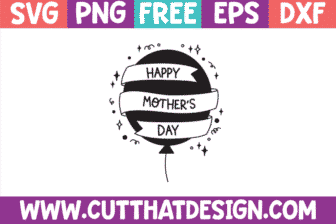 Free Happy Mother's Day SVG