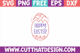 Free Easter SVG Files