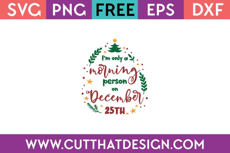Free SVG Files Christmas